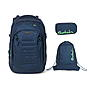 Satch Match Space Race Schulrucksack Set 3tlg