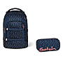 Satch Pack Funky Friday Schulrucksack Set 2tlg