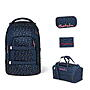 Satch Pack Funky Friday Schulrucksack Set 4tlg