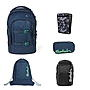 Satch Pack Space Race Schulrucksack Set 5tlg