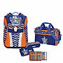 Scout Schulrucksack Sunny Wings 4 teiliges Set