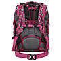 Alternativbild 1 zu 4YOU Schulrucksack Jump Geometric Red, 30L Volumen und Laptopfach