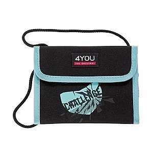 Accessoires - 4YOU Money Bag 4YOU Logoprint - Onlineshop Schulranzen.net