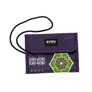 4YOU Brustbeutel - Money Bag 599 Ornaments Ethno