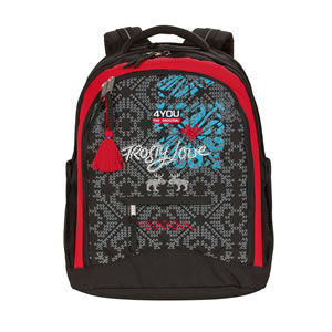 4YOU Compact Rucksack Frosty Love
