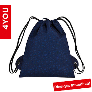 4YOU Festivalbag Galactic Blue