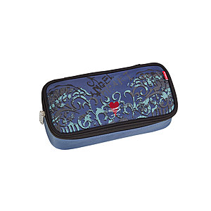 4YOU Flash 47 Pencil Case inklusive Geodreieck, Angel Heart