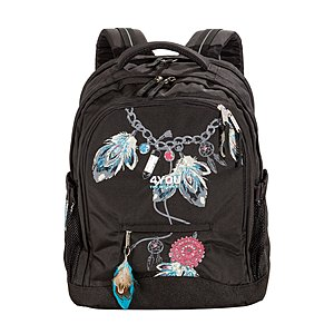 4YOU Schulrucksack Compact 595 Feather
