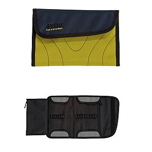 4YOU Soft Pencilcase - Federmäppchen Igrec Sportive Yellow Nr: 641