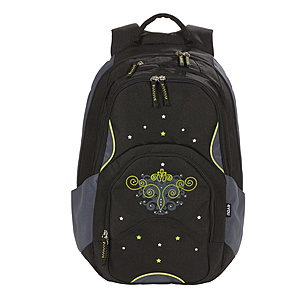 4You Rucksack Flow 254 Gothic