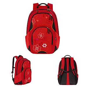 4you Flash Collection Schulrucksack Flow Statement Colour Nr. 409