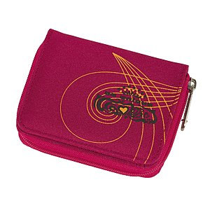 4you Geldbörse Zipper Wallet Farbe 707 Be Unique