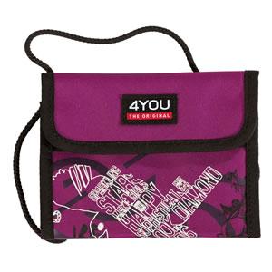 4YOU Money Bag Crystal Palace
