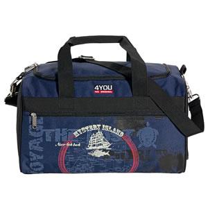 4YOU Mystery Island Sporttasche M mit Naßfach