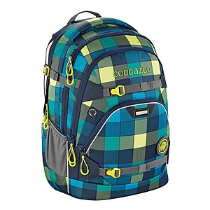 Coocazoo ScaleRale Lime District Schulrucksack