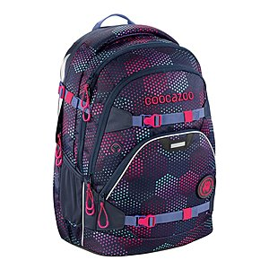 Coocazoo ScaleRale Purple Illusion Schulrucksack