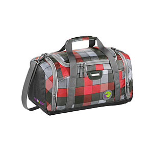 Coocazoo Sporttasche SporterPorter 20 Liter, Red District