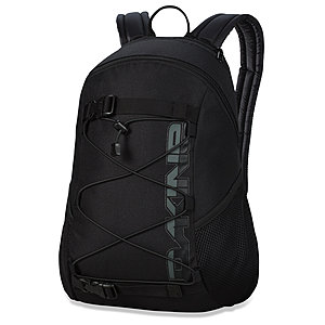 Womens Wonder 15 Liter Rucksack Black, DIN A4 geeignet