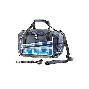 Deuter Sporttasche Hopper blue arrowcheck mit 400g, 28 Litern