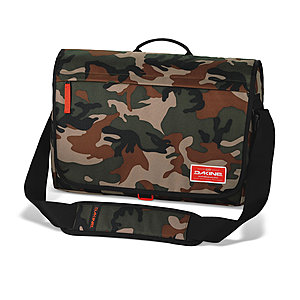 Dakine Messengerbag Hudson, Shoulderbag mit Laptopfach Camo