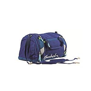 satch by ergobag sporttasche sizzler 30 liter 500 gramm in blau. Black Bedroom Furniture Sets. Home Design Ideas