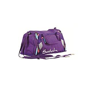 satch by ergobag sporttasche deep purple 30 liter 500 gramm. Black Bedroom Furniture Sets. Home Design Ideas