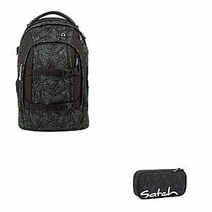 Satch Pack Ninja Bermuda 2er Schulrucksack Set