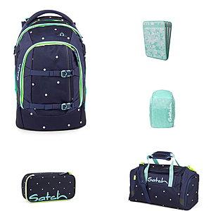Schulrucksaecke - Satch pack Pretty Confetti Schulrucksack Set 5tlg - Onlineshop Schulranzen.net