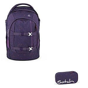 Satch Pack Sprinkle Space Schulrucksack Set 2tlg