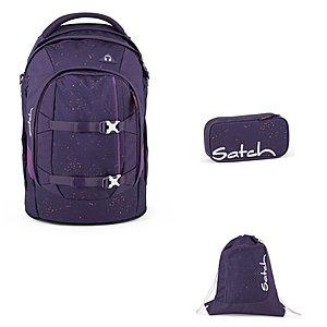 Satch Pack Sprinkle Space Schulrucksack Set 3tlg