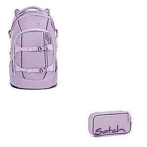 Schulrucksaecke - Satch Pack Sakura Meshy Schulrucksack 2tlg. Set - Onlineshop Schulranzen.net