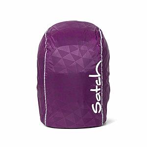 Satch Regencape lila, für alle Satch Schulrucksäcke geeignet