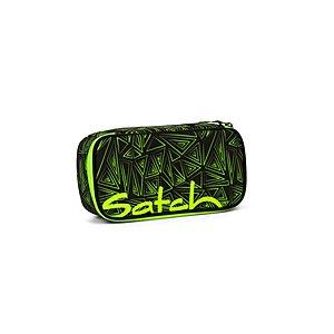 Accessoires - Satch Schlamperbox Green Bermuda - Onlineshop Schulranzen.net