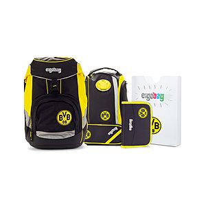Ergobag Schulrucksack Set Borussia Dortmund, Special Edition