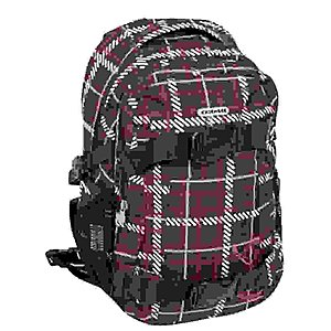 Chiemsee Rucksack Zeuss Tweedy Black Coffee 102458