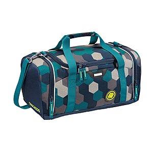 Coocazoo SporterPorter Blue Geometric Melange Sporttasche