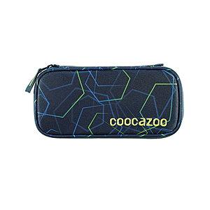 Accessoires - Coocazoo PencilDenzel Laserbeam Blue Schlampermäppchen - Onlineshop Schulranzen.net