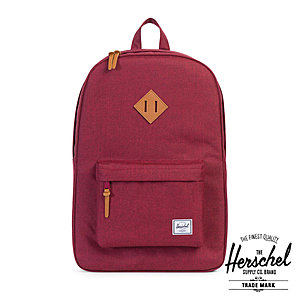Herschel Heritage Winetasting Crosshatch Tan