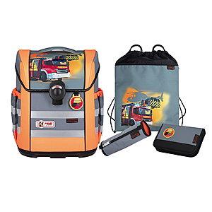 McNeill Ergo Mac DIN Feuerwehr Schulranzen-Set MC001309