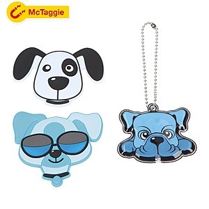 McNeill McTaggies Magneti-Set 3 tlg Dog
