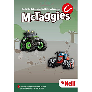 McNeill McTaggies-Set Traktor