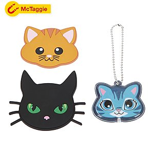 McNeill McTaggies Magneti-Set 3 tlg Cat