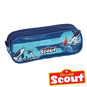 Scout Stifteetui Ocean Orca