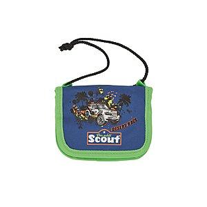Scout Brustbeutel III Desert Race, Kindergeldbörse zum umhängen