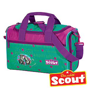 Scout Sporttasche VI Summer Green