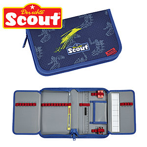 Scout Etui Super Knights 7 teilig