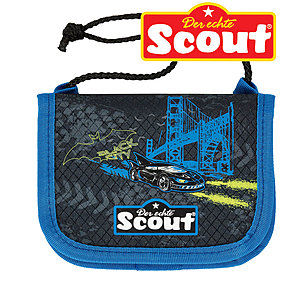 Scout Brustbeutel III Black City