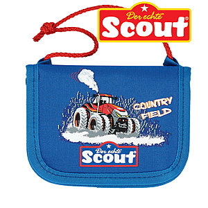Scout Brustbeutel III Country Fields bei Schulranzen