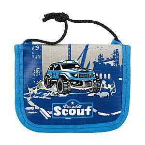 Scout Brustbeutel Big Foot Polizei