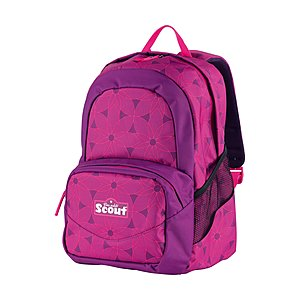 Scout Rucksack X Pink Flowers